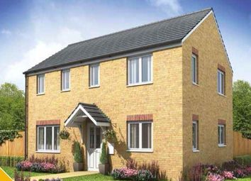 Thumbnail 3 bedroom detached house for sale in Plot 59, Clayton Corner, Cardea, Peterborough