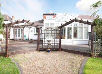 Thumbnail 4 bed detached house for sale in South Eden Park Road, Beckenham