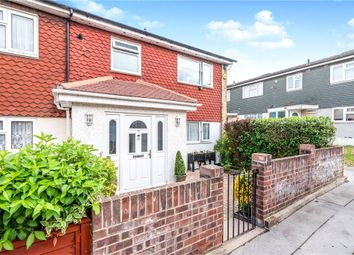 Thumbnail 3 bed end terrace house for sale in Applegarth, New Addington, Croydon