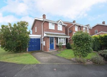 Thumbnail 3 bed detached house for sale in Hughes Close, Harvington