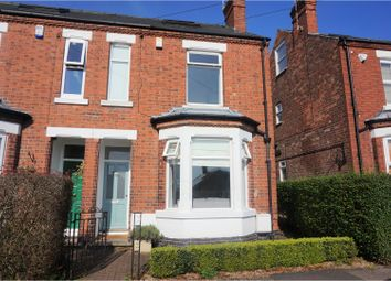 Thumbnail 3 bed semi-detached house for sale in Hilton Road, Nottingham