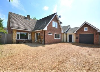 Thumbnail 5 bed property for sale in South Wootton Lane, King's Lynn