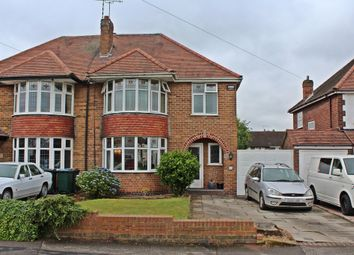 Thumbnail 3 bed semi-detached house for sale in Baginton Road, Styvechale, Coventry