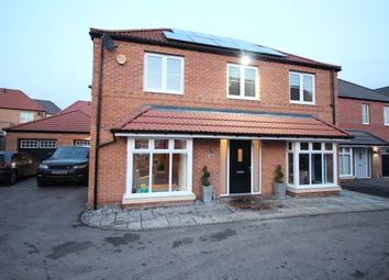 4 bed detached house for sale in Avocet Close, Mexborough S64