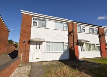 Thumbnail 3 bedroom end terrace house for sale in Fulwood Way, Litherland, Liverpool