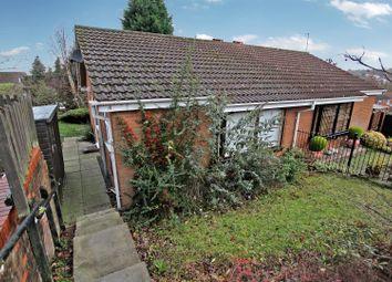 Thumbnail 2 bedroom semi-detached bungalow for sale in Fairmead Close, Mapperley, Nottingham
