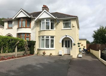 Thumbnail 4 bed semi-detached house for sale in Danvers Road, Torquay