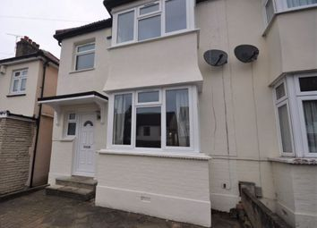 Thumbnail 3 bed property to rent in Hillcrest Road, Hornchurch