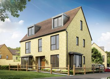 "Thumbnail 5 bed detached house for sale in ""Chaucer I"" at Brighton Road, Coulsdon"
