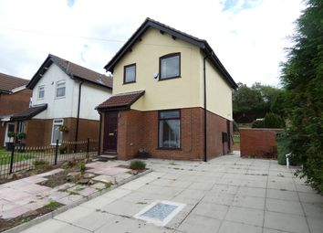 Thumbnail 3 bed detached house for sale in Burns Close, Oldham