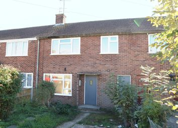 Thumbnail 3 bed terraced house to rent in Lulworth Road, Reading