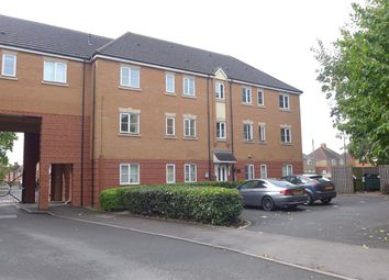 Thumbnail 2 bed flat for sale in Bewick Croft, Stoke Heath, Coventry