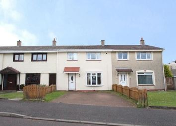 Thumbnail 3 bed terraced house for sale in Canberra Drive, Westwood, East Kilbride