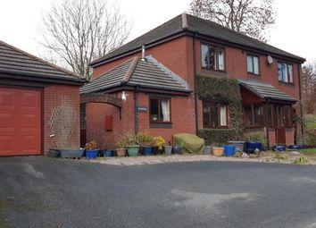 Thumbnail 4 bed detached house for sale in Dolau, Llandrindod Wells