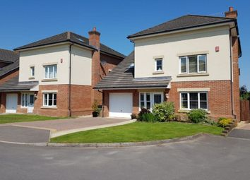 Thumbnail 6 bed detached house for sale in Wren Court, Quemerford, Calne