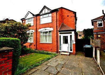 Thumbnail 3 bedroom semi-detached house for sale in Dovedale Avenue, Prestwich, Manchester