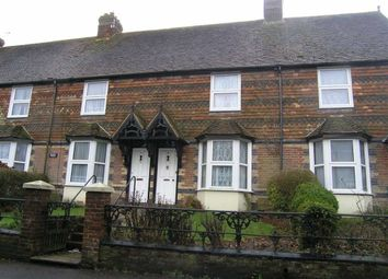 Thumbnail 3 bed terraced house to rent in Eastwell Terrace, Boughton Lees Ashford, Kent