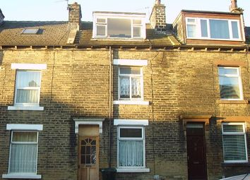 Thumbnail 3 bed terraced house to rent in Raglan Terrace, Bradford