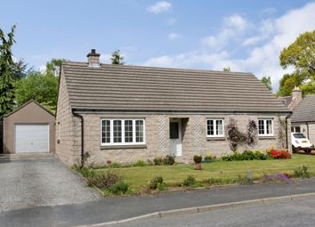 Thumbnail 3 bedroom bungalow for sale in West Toll Crescent, Aboyne