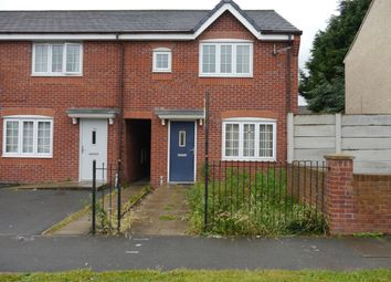 Thumbnail 3 bed end terrace house to rent in Overton Close, Kirkby