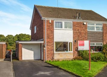 Thumbnail 3 bedroom semi-detached house for sale in Orchard Way, York, North Yorkshire, England