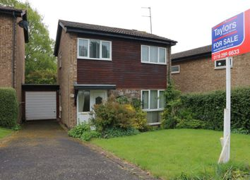 Thumbnail 3 bedroom detached house for sale in Oakenshaw Close, Mowmacre Hill