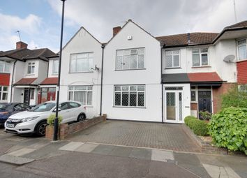 Thumbnail 3 bed terraced house for sale in Ridge Avenue, Winchmore Hill
