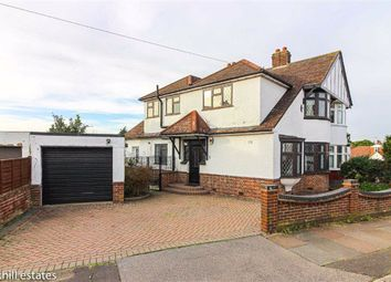 Thumbnail 3 bed semi-detached house for sale in Strafford Avenue, Ilford, Essex