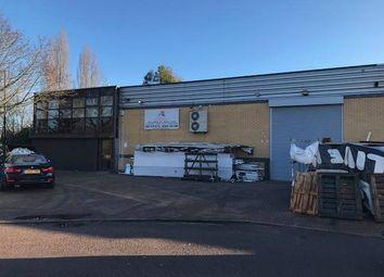Thumbnail Warehouse for sale in 9 Elder Way, Waterside Drive, Langley, Slough
