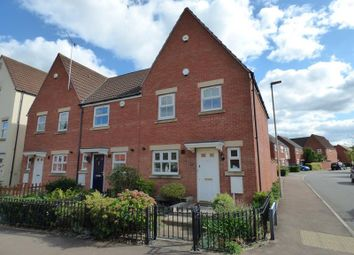 Thumbnail 3 bed terraced house to rent in Kimberland Way, Abbeymead, Gloucester