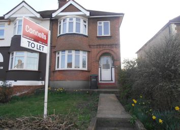 Thumbnail 3 bedroom property to rent in Barr Road, Gravesend