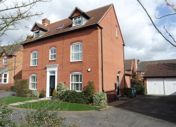 Thumbnail 4 bedroom detached house for sale in Bluebell Place, Mansfield Woodhouse, Mansfield