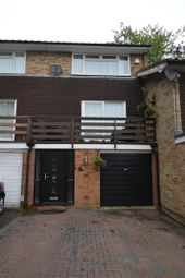 Thumbnail 3 bed town house for sale in Beechwood Court, Dunstable