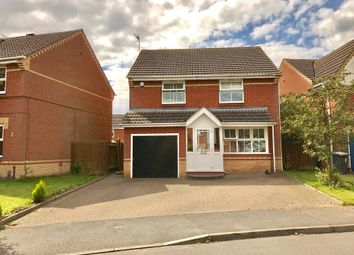 Thumbnail 3 bed detached house for sale in Taverners Road, Leicester