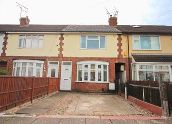 Thumbnail 3 bed terraced house for sale in Thornville Close, Leicester