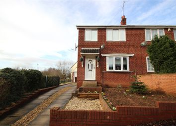 3 bed semi-detached house for sale in Rosedale Close, Upton WF9