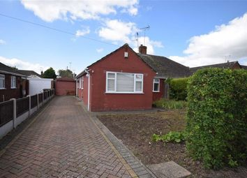 Thumbnail 3 bed semi-detached bungalow for sale in Silvey Avenue, Southwell, Nottinghamshire