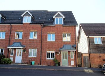 Thumbnail 3 bed town house to rent in Demas Drive, Whiteley, Fareham