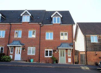 Thumbnail 3 bed town house to rent in Dumas Drive, Whiteley, Fareham