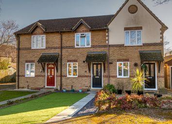 Thumbnail 2 bed terraced house for sale in Epsom Close, Horton Heath, Eastleigh