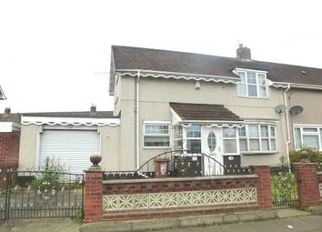 Thumbnail 2 bed end terrace house for sale in Forfar Road, Hartlepool