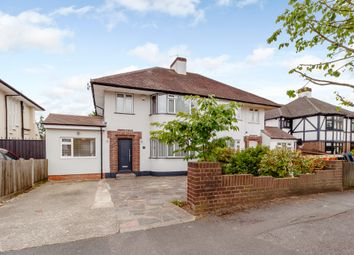 Bridle Road, Pinner, Middlesex HA5. 4 bed semi-detached house