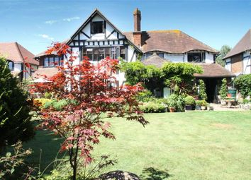 Thumbnail 4 bed detached house for sale in Cobblestones, The Thatchway, Rustington