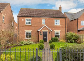 Thumbnail 4 bed detached house for sale in York Road, Cliffe, Selby, North Yorkshire