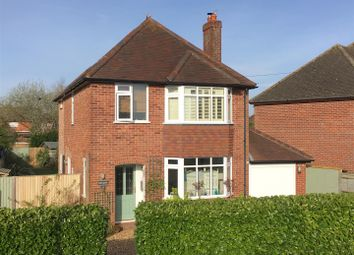 Thumbnail 3 bed detached house for sale in Valley Road, Newbury