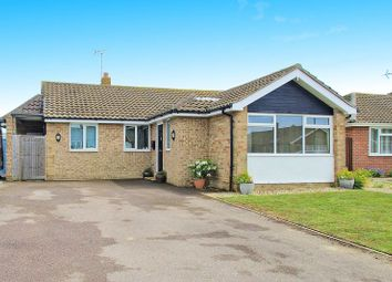 Thumbnail 4 bed detached bungalow for sale in Church Way, Pagham