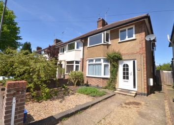 Thumbnail 3 bed semi-detached house to rent in Gloucester Road, Wolverton