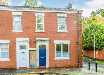 Thumbnail 4 bed end terrace house for sale in Cheviot Street, Preston, Lancashire