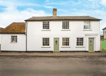Thumbnail 3 bedroom detached house for sale in High Street, Ashwell, Baldock