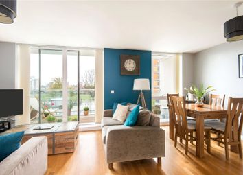 Thumbnail 2 bed flat for sale in Hallmark Court, 6 Ursula Gould Way